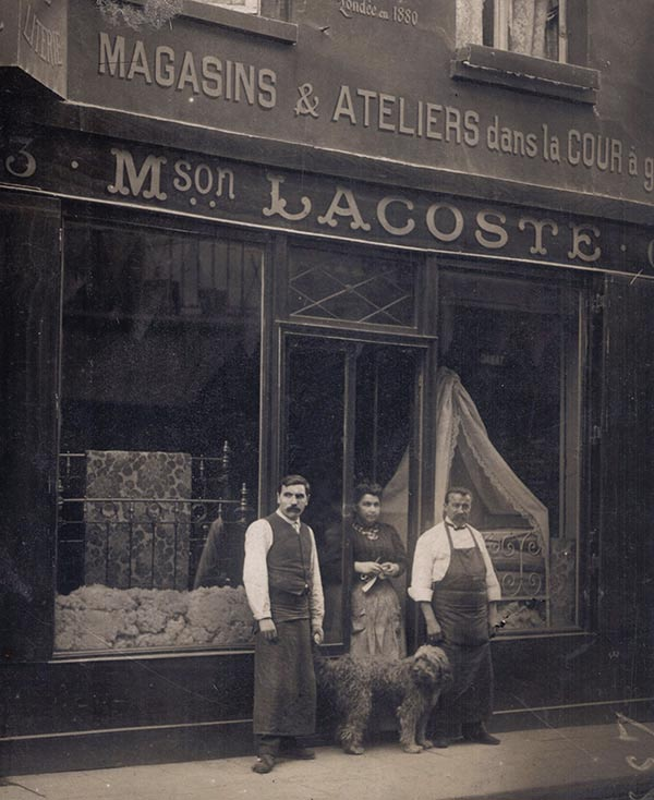 artisan matelassier français | fondateurs des établissements Le Briand