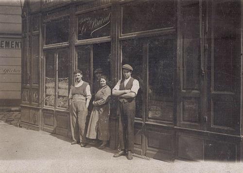 artisan matelassier français | atelier Le Briand dans le 12ieme arrondissement de Paris