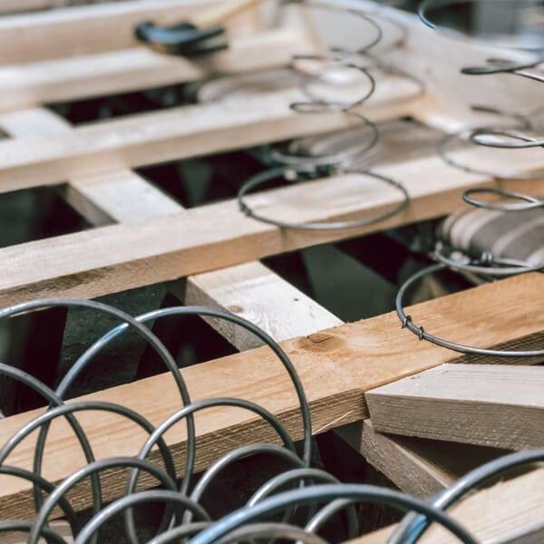 sommier écologique | Fabrication sommier tapissier